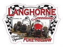 Picture of Langhorne Speedway Decal