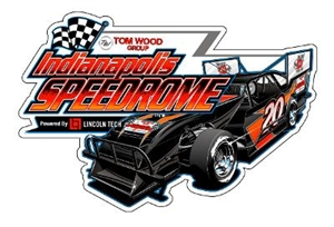 Picture of Speedrome Outlaw decal
