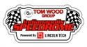 Picture of Speedrome logo window decal