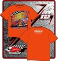 Picture of Speedrome youth tooned Outlaw tee