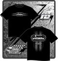 Picture of Enhanced Speedrome Logo tee