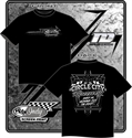 Picture of Circle City Raceway Logo tee