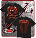 Picture of 2020 Tony Bettenhausen 100 event shirt